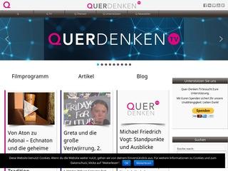 Quer-denken.tv von Michael Vogt