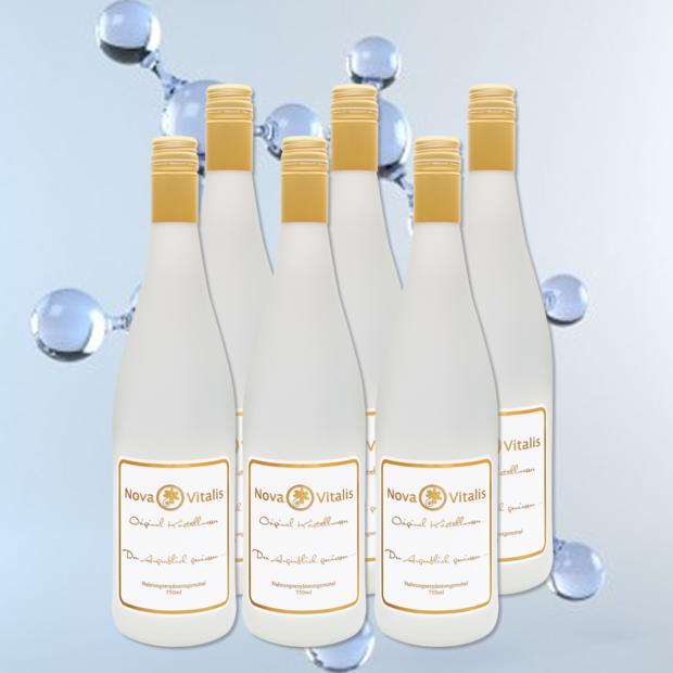 Nova Vitalis Kristallwasser